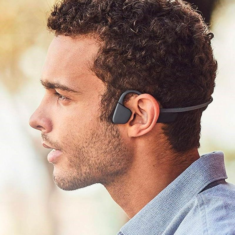 The Bone Conduction Earphones